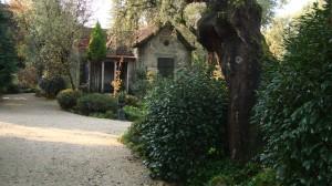 Jardins românticos e recantos encantadores da Quinta da Aveleda