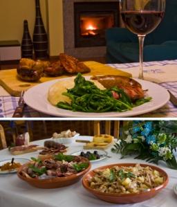 Diversidade da gastronomia de Macedo de Cavaleiros